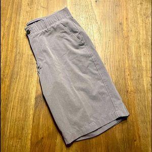 Under Armour Heat Gear Shorts Gray Size 32
